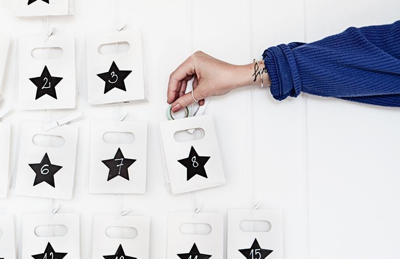 110 kleine Geschenkideen für den Adventskalender