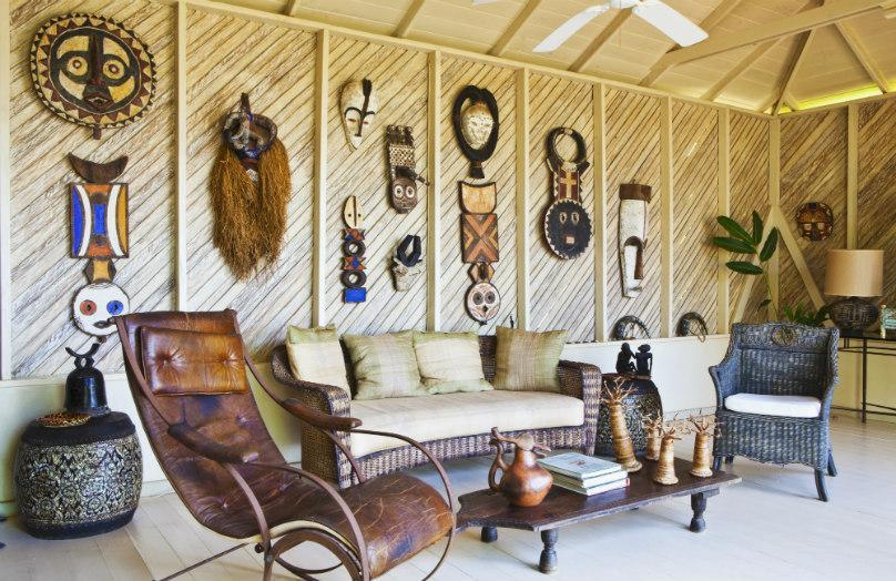 V rytmu Afriky: interiéry v safari stylu