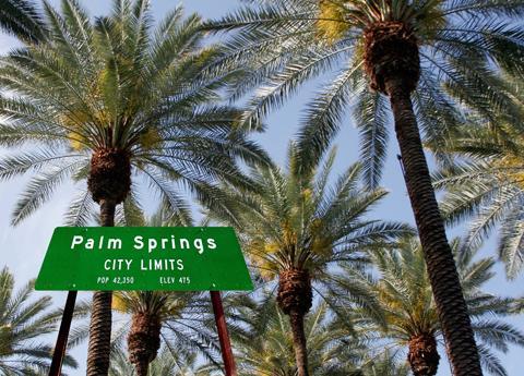 Sommer in Palm Springs