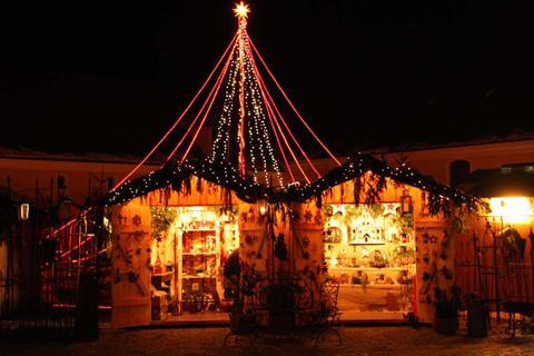 Schloss Weihnachtsmärkte