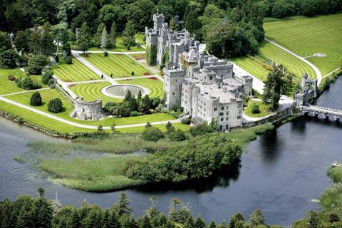 Die schönsten Schlosshotels