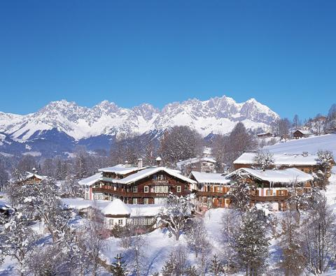 Wintertraum Kitzbühel