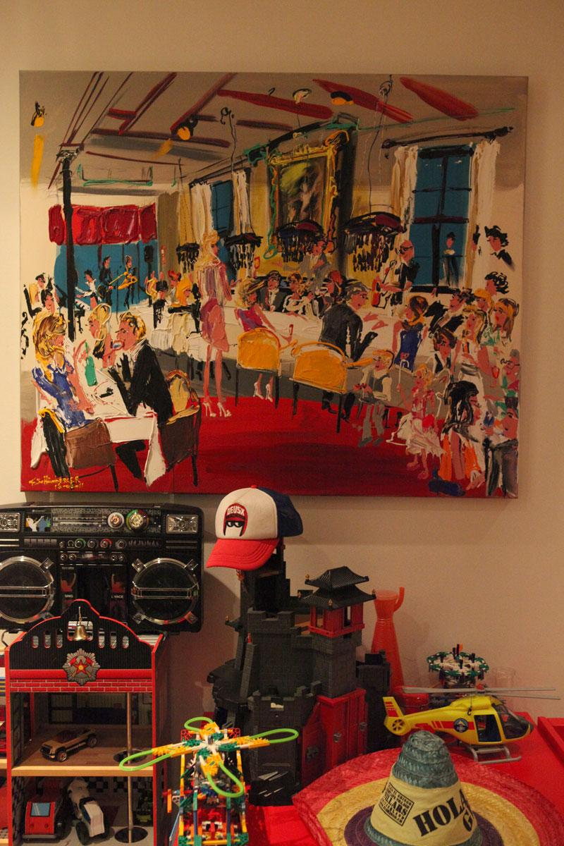 Kinderzimmer von Danie Bles' Sohn Florian Homestory bei Westwing