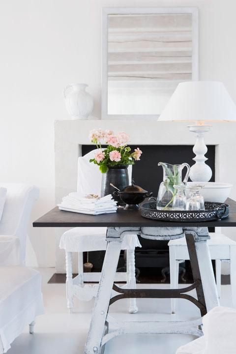 Die schönsten schwarz-weiß Interiors