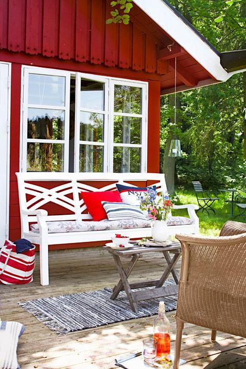 Sommer im Schwedenhaus