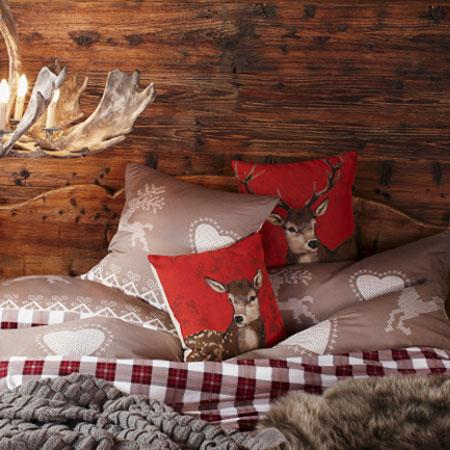 Get the Look: Rustikales Chalet