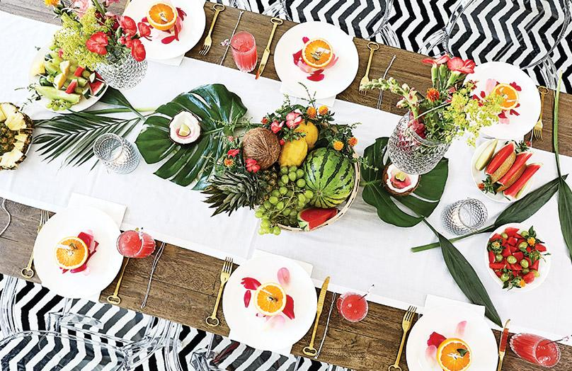 Tropical Deko: Erfrischende Ideen für das eigene Zuhause