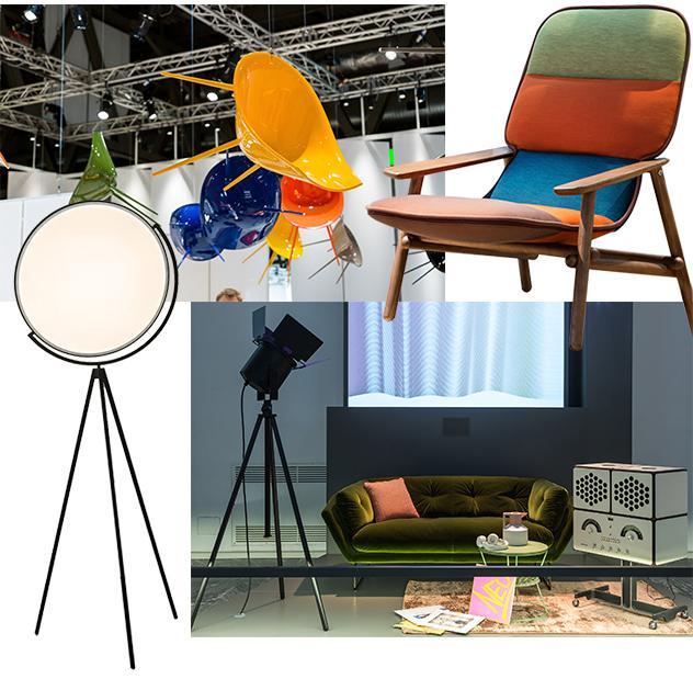 Salón del mueble de Milán: mapa de tendencias