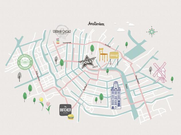 Welkom in Ámsterdam!