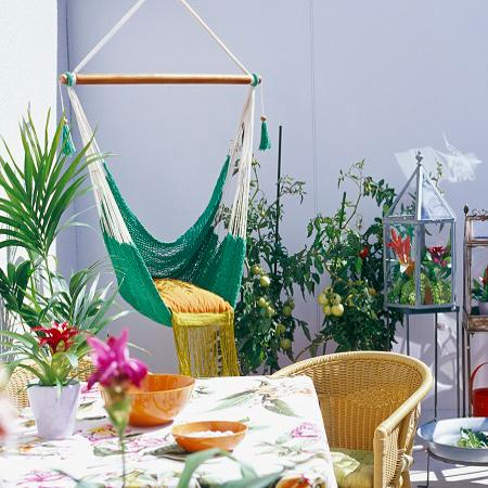 4 ideas para decorar tu balcón