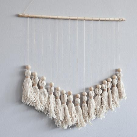 DIY: borlas decorativas