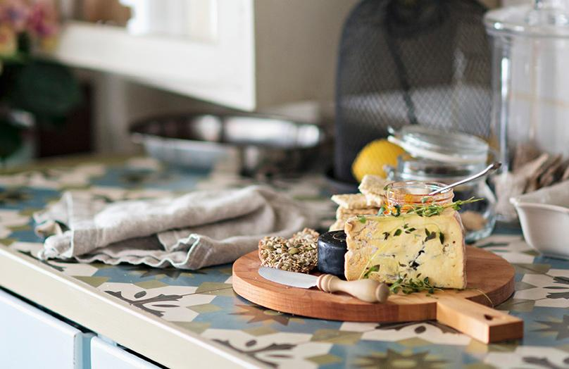 La tabla de quesos perfecta