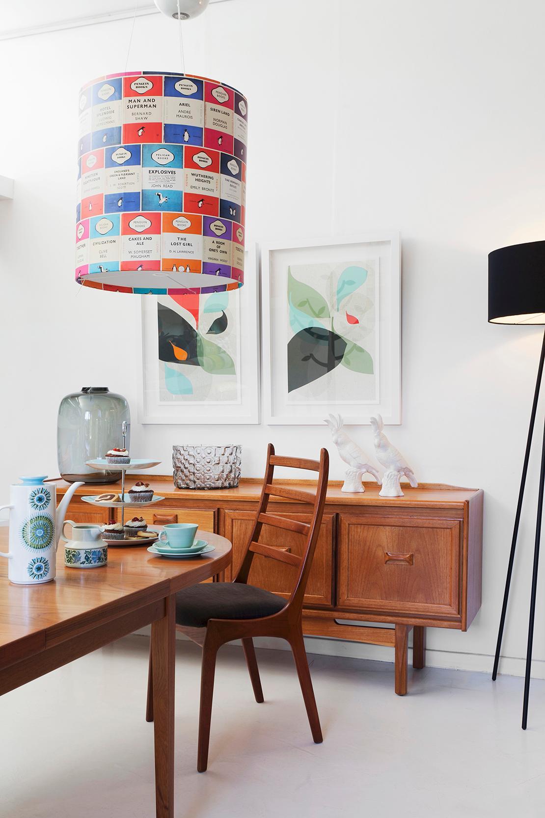Renuav tu casa con piezas vintage
