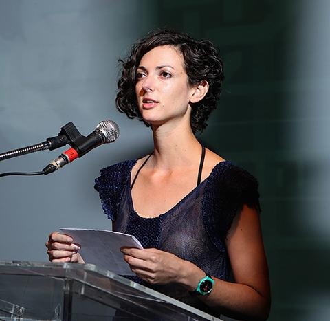 Rencontre avec Mika Barr, créatrice textile