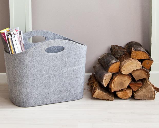 borsa e legno