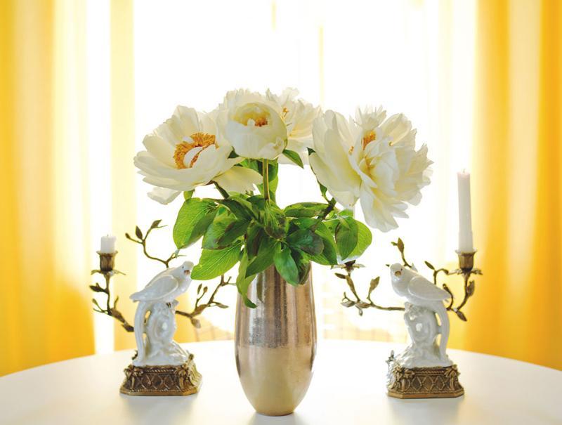 Progetto-Vaso con fiori