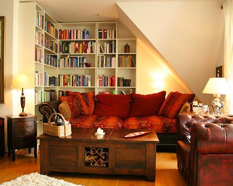 Stagioni di casa: living bohémien