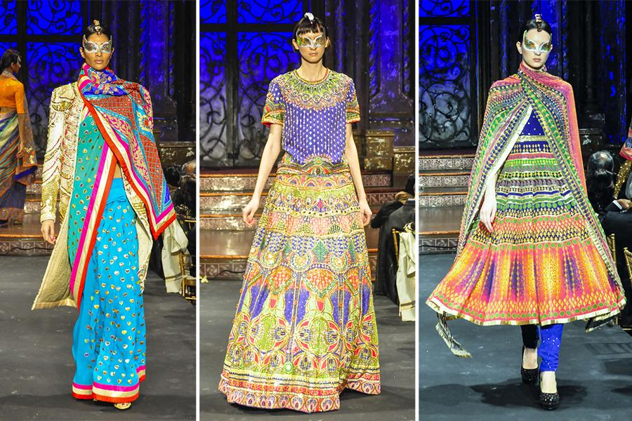 Bollywood, Casa, Colori, Living, India, Style