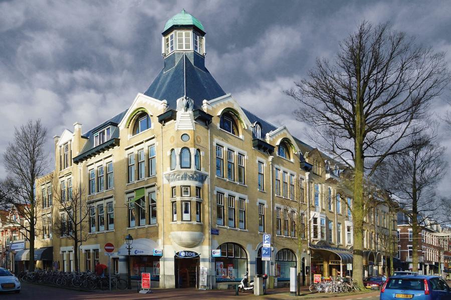 Il quartiere di Statenkwartier è uno dei più chic della città. Svolge un ruolo fondamentale per garantire l'alta qualità della vita degli abitanti della regione e funge da punto di incontro tra le amministrazioni locali e la popolazione.