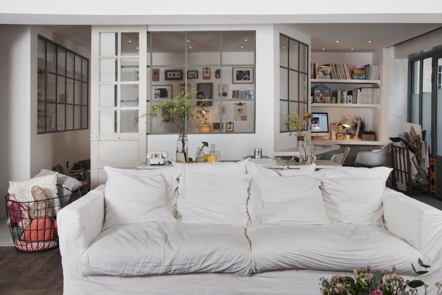 Dalani, Casa, Ispirazioni, Parigi, Style, Vintage