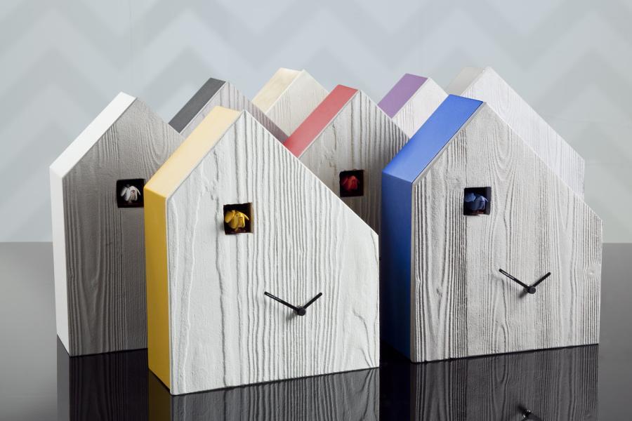 Diamantini-&-Domeniconi, Arte, Casa, Dalani, Design, Living, Made-in-Italy, Style, Orologi-a-cucu