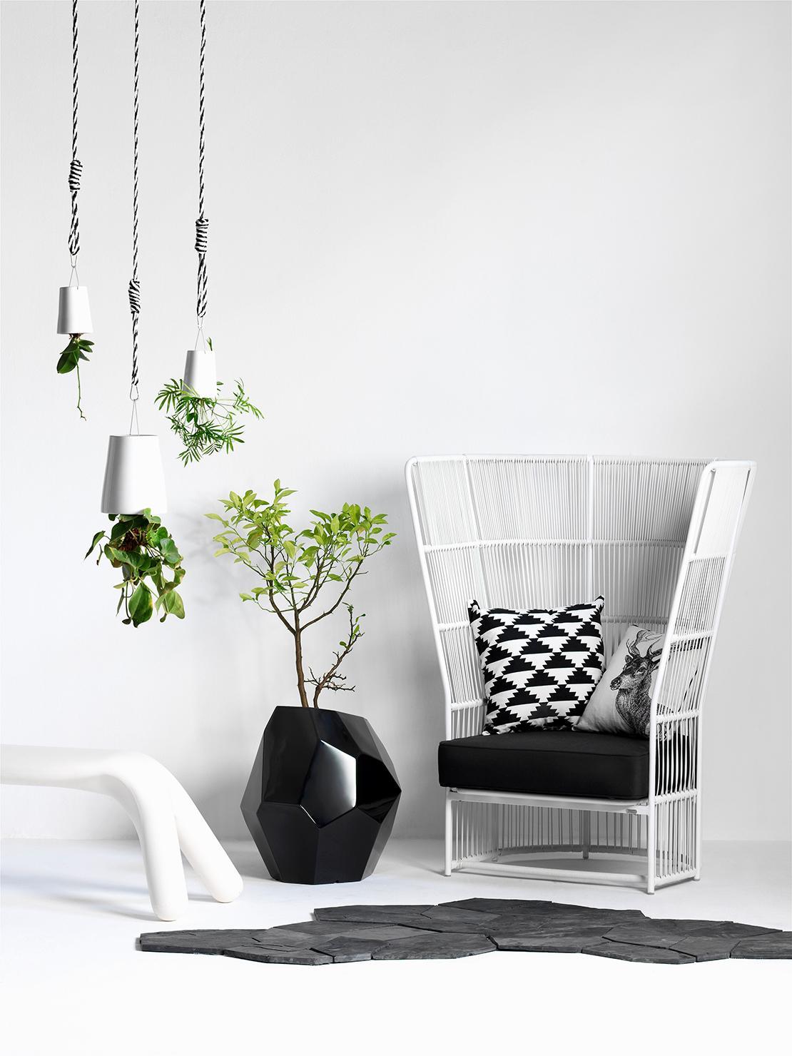 riordinare casa greenery