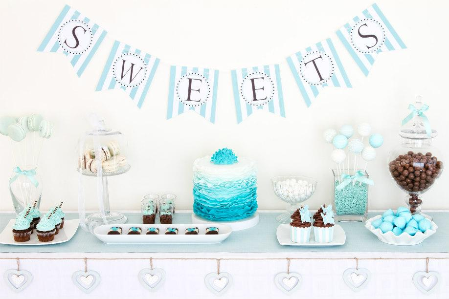 Come-organizzare-un-buffet-di-dolci, Buffet, Cucina, Decorazioni, Dolci, Fai-da-te, Idee, Mise-en-place, San-Valentino, Ricette