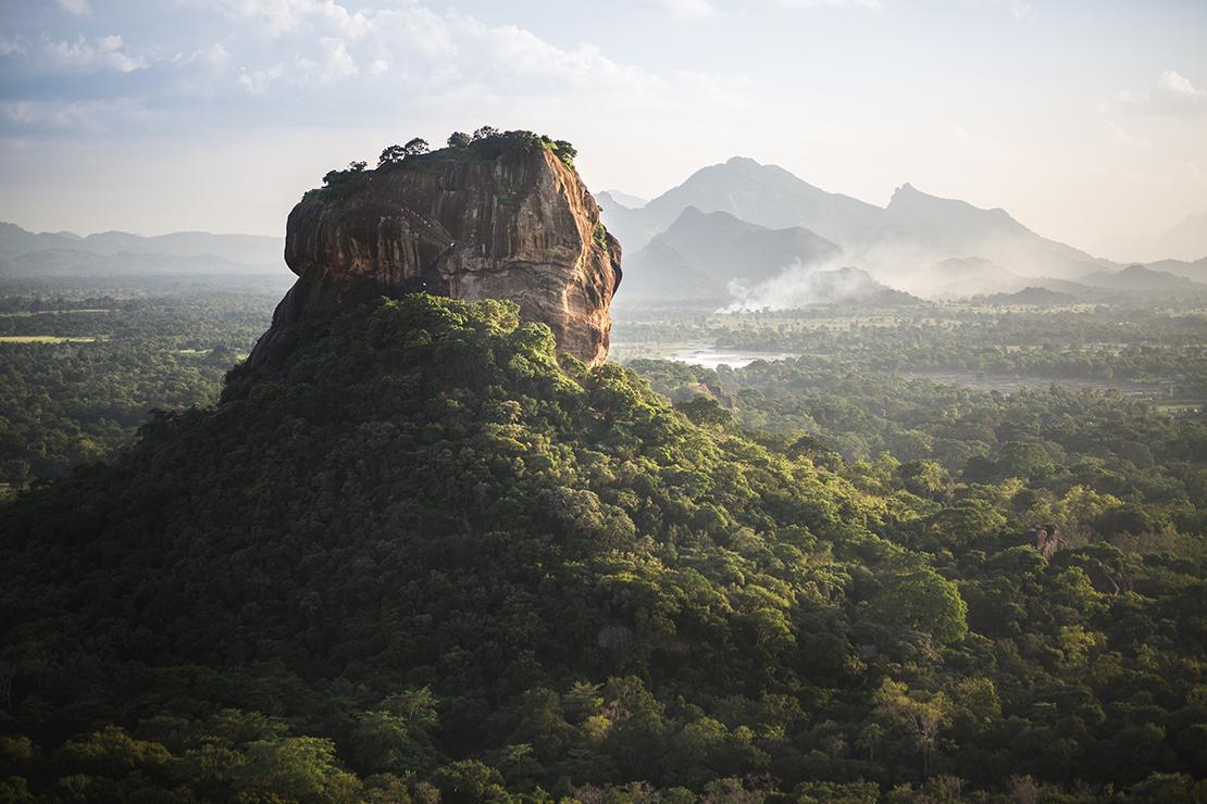 mete da sogno Sri Lanka verde