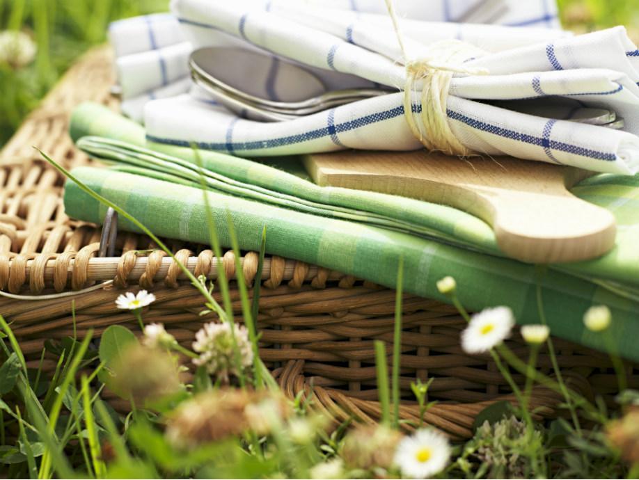 Organizzare-un-picnic, Picnic, food, Menù, Outdoor, Primavera