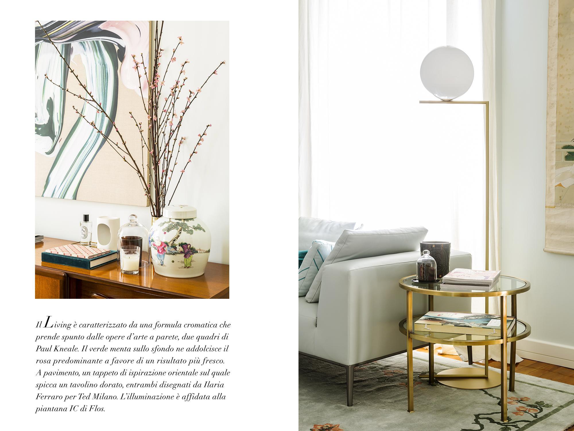 Ilaria Ferraro, Ted Milano, Casa Art déco, Casa, Stile, Milano, Design