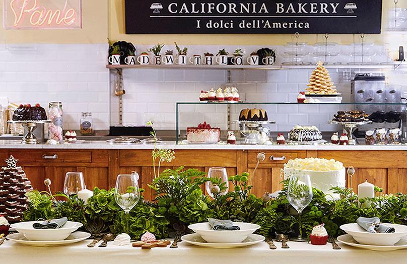California Bakery: un angolo d'America dal cuore italiano