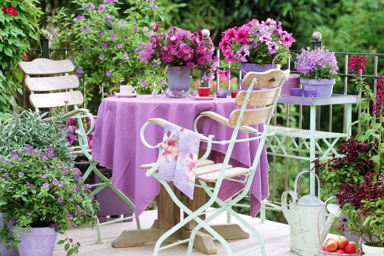 Fiori Da Vaso Perenni 5 idee per decorare il balcone di casa | westwing magazine