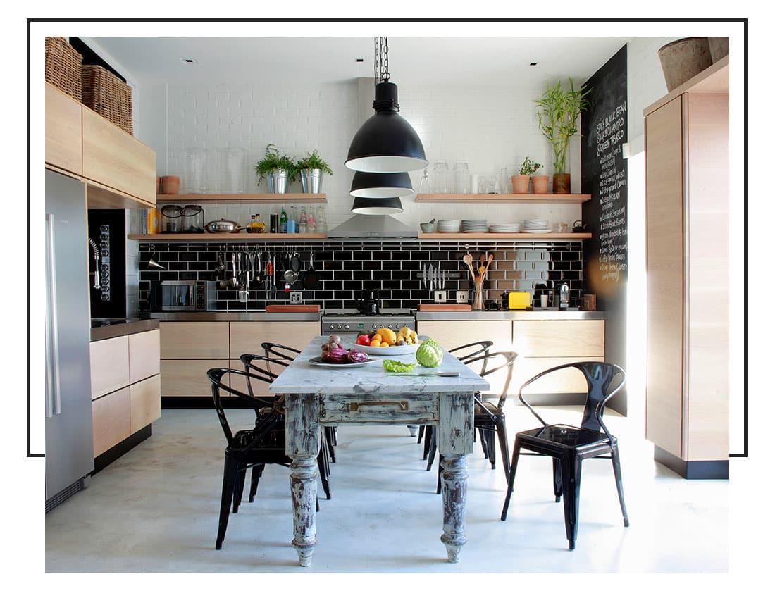 Tavoli Eleganti Sala Da Pranzo l'importanza della luce: le lampade per la sala da pranzo