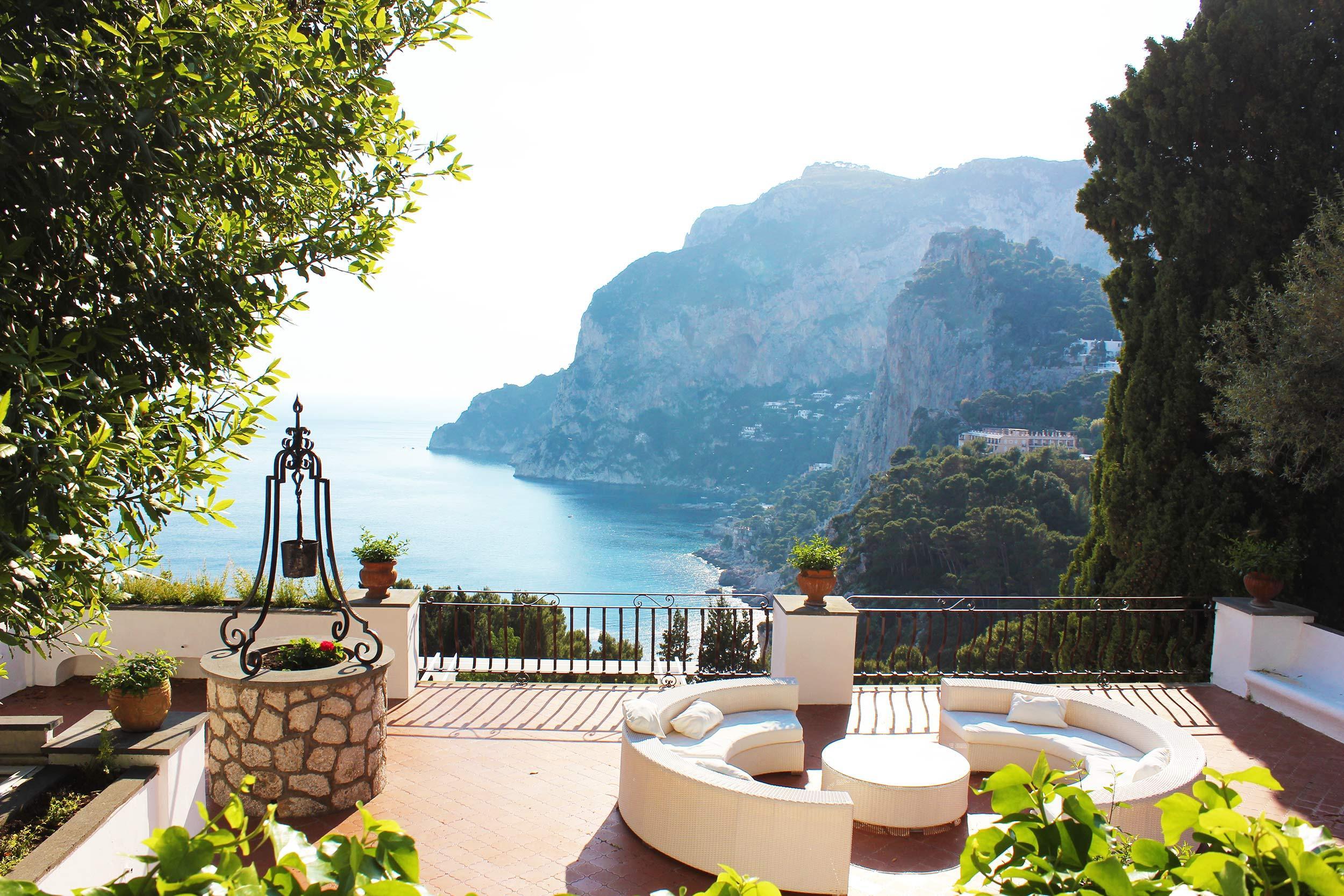 Capri, Estate, Vacanze