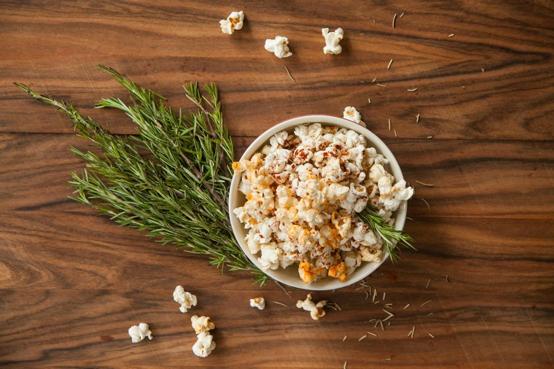 popcorn aromatizzati paprika