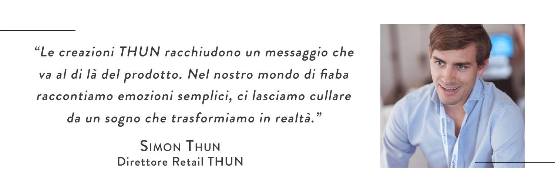 Thun, Simon Thun, Decorazioni, Casa, Made in Italy