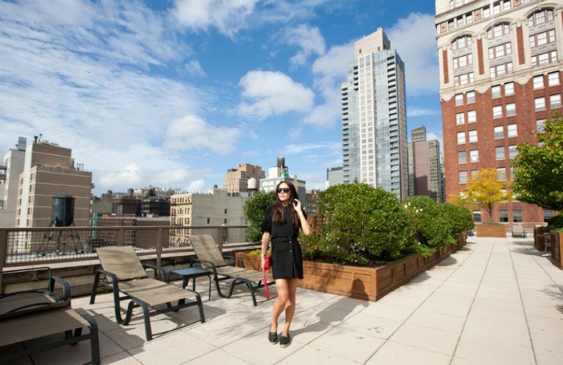 New York fashion living - By Bo Mulder