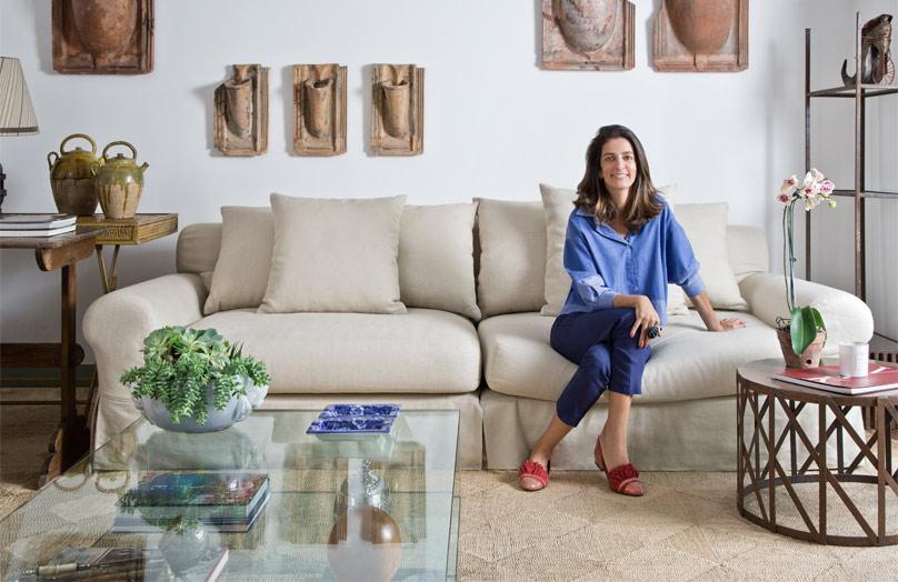 A casa di Luciana Gelfi - Il fascino di un Brasile diverso