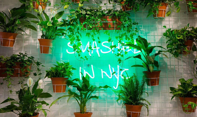 Avocaderia, New York, Avocado, Stile, Design, Bar