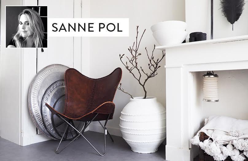 Binnenkijken bij blogger Sanne Pol