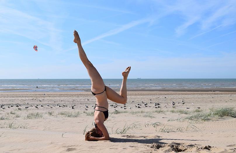 Yoga: dé lifestyle om tot rust te komen - Marijn Baar vertelt