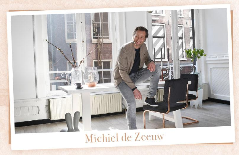 Celebrity b-day bash: een stylish party met Michiel de Zeeuw