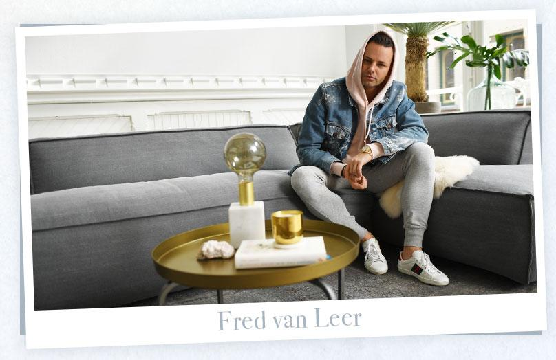 Celebrity b-day bash: party like Fred van Leer!