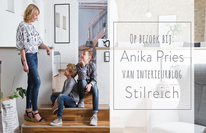 Binnenkijken bij moeder & interieurblogger Anika Pries