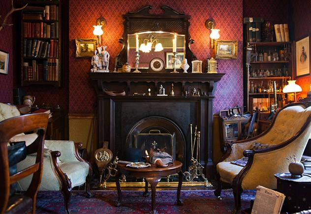Sladami Sherlocka Holmesa 1