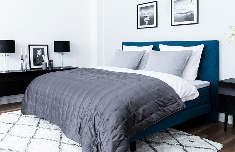 Łóżka kontynentalne