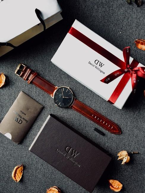 cadeau voor je vriend horloge daniel wellington
