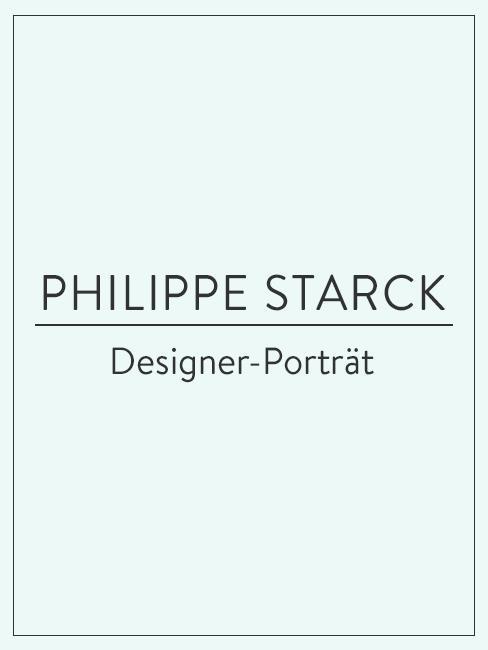 Designer-Porträt über Philippe Starck