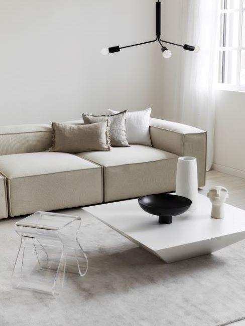 grigio perla soggiorno