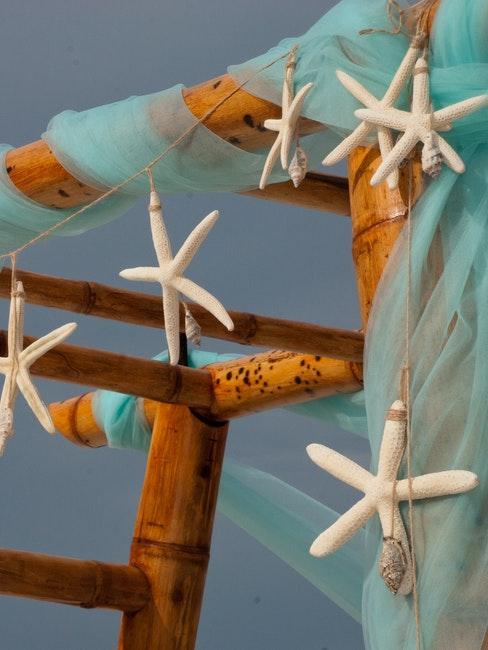 matrimonio in spiaggia decorazioni